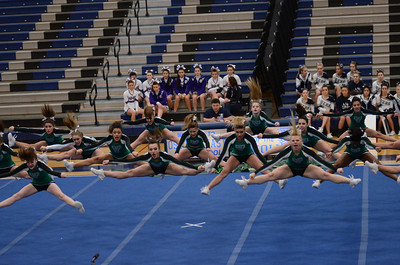 Oswego East Host Cheerleading ICCA Event 2013 1027