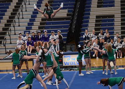 Oswego East Host Cheerleading ICCA Event 2013 994
