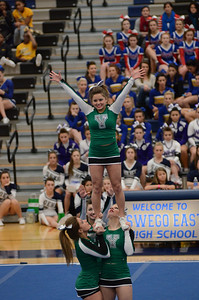 Oswego East Host Cheerleading ICCA Event 2013 1330