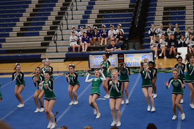 Oswego East Host Cheerleading ICCA Event 2013 1075