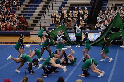 Oswego East Host Cheerleading ICCA Event 2013 387