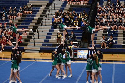 Oswego East Host Cheerleading ICCA Event 2013 706