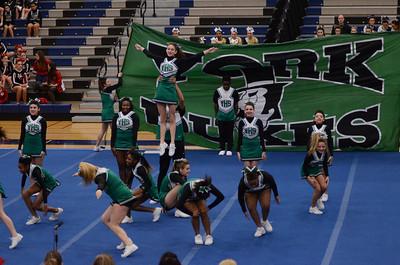 Oswego East Host Cheerleading ICCA Event 2013 392