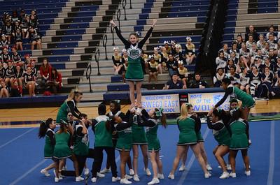 Oswego East Host Cheerleading ICCA Event 2013 461