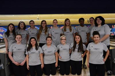 OE Girls Bowling Vs Oswego Senior Night 2013 039