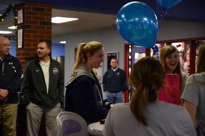 OE Girls Bowling Vs Oswego Senior Night 2013 010