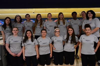 OE Girls Bowling Vs Oswego Senior Night 2013 037