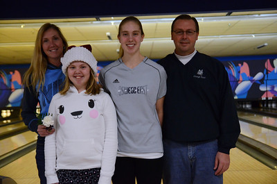OE Girls Bowling Vs Oswego Senior Night 2013 031