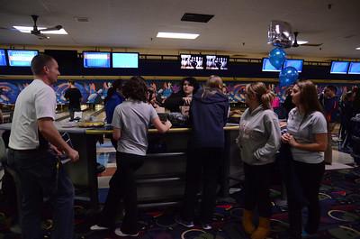OE Girls Bowling Vs Oswego Senior Night 2013 002