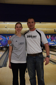 OE Girls Bowling Vs Oswego Senior Night 2013 028