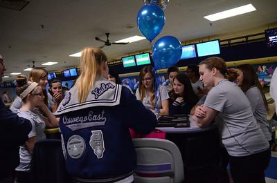 OE Girls Bowling Vs Oswego Senior Night 2013 023