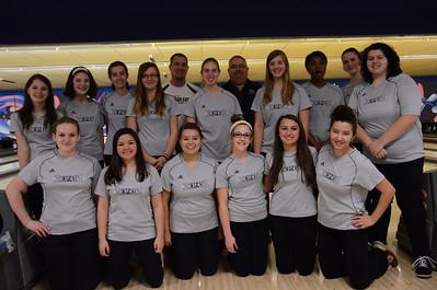 OE Girls Bowling Vs Oswego Senior Night 2013 045
