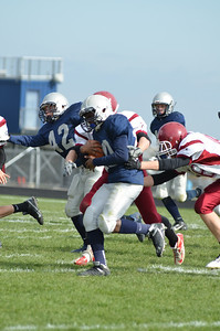 Feshmen Football Vs Plainfield No  2013 1047