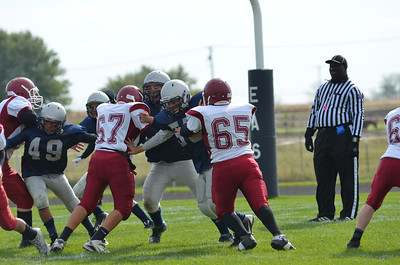Feshmen Football Vs Plainfield No  2013 1079
