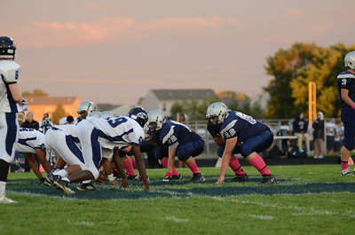 Oswego East Football Vs Plainfield So  2013 335