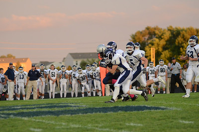 Oswego East Football Vs Plainfield So  2013 333