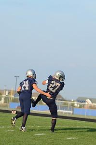 Oswego East Football Vs Glenbard East 2013 (senior night) 131
