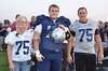 Oswego East Football Vs Glenbard East 2013 (senior night) 459
