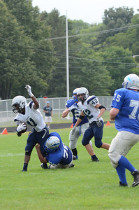 Oswego East Football Vs Woodstock 2013 029