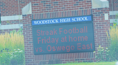 Oswego East Football Vs Woodstock 2013 002