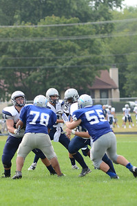 Oswego East Football Vs Woodstock 2013 023
