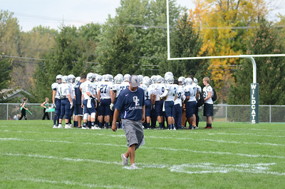 Varsity  football Vs Plainfield Central 2013 010