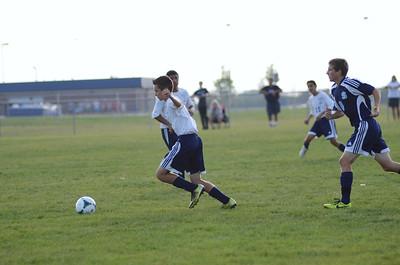 Oswego East Freshmen Soccer 2013 017