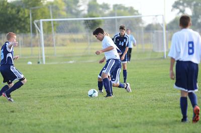 Oswego East Freshmen Soccer 2013 024
