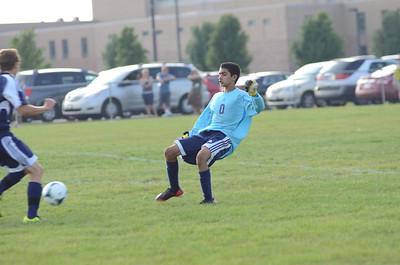 Oswego East Freshmen Soccer 2013 027