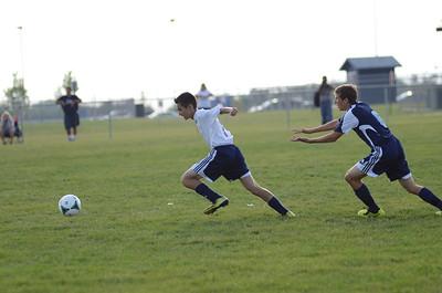 Oswego East Freshmen Soccer 2013 016