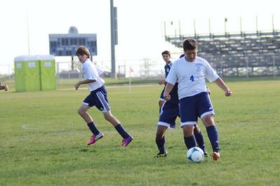 Oswego East Freshmen Soccer 2013 012