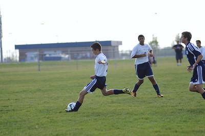 Oswego East Freshmen Soccer 2013 018