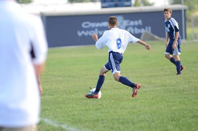 Oswego East Freshmen Soccer 2013 026