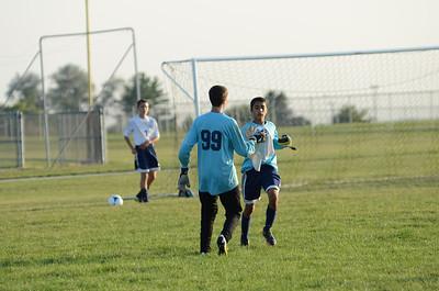 Oswego East Freshmen Soccer 2013 380
