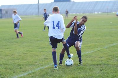 Oswego East Freshmen Soccer 2013 033