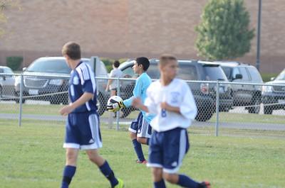 Oswego East Freshmen Soccer 2013 034