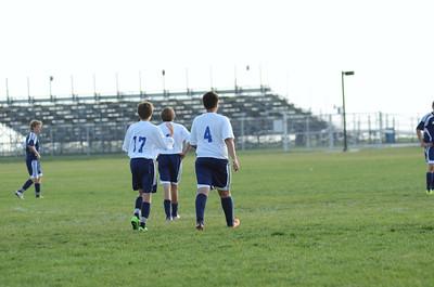 Oswego East Freshmen Soccer 2013 001