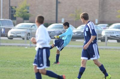 Oswego East Freshmen Soccer 2013 035