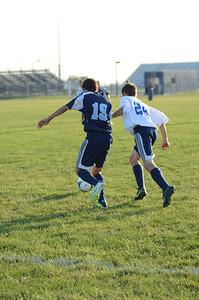 Oswego East Freshmen Soccer 2013 374
