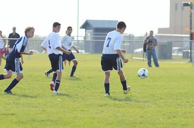 Oswego East Freshmen Soccer 2013 004
