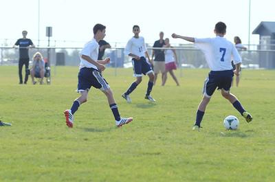 Oswego East Freshmen Soccer 2013 003