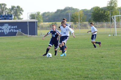 Oswego East Freshmen Soccer 2013 022