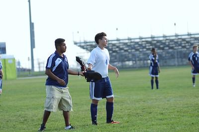 Oswego East Freshmen Soccer 2013 002