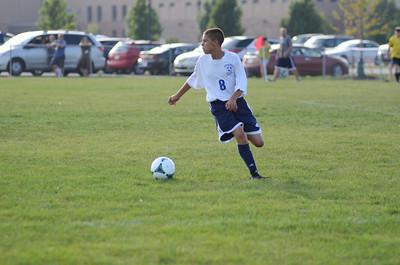 Oswego East Freshmen Soccer 2013 010