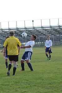 Oswego East Freshmen Soccer 2013 040