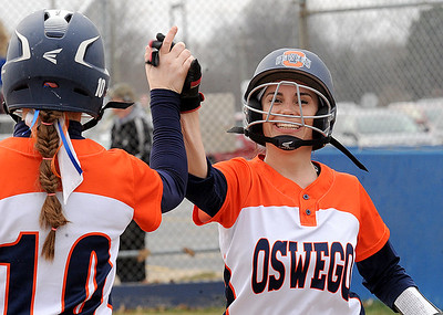 Oswego Softball - March 28, 2018
