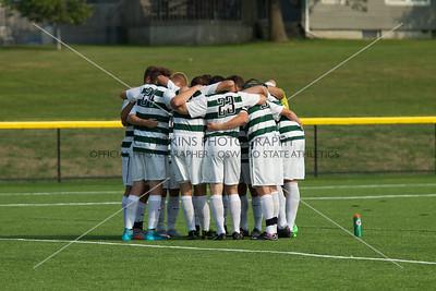 Mens Soccer vs St Law 9-1-15