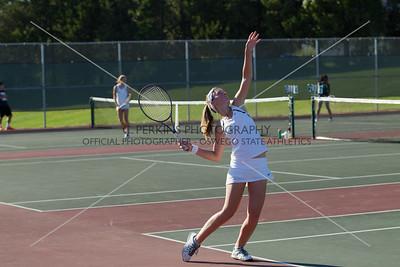 Women's Tennis vs Brockport 9-22-15