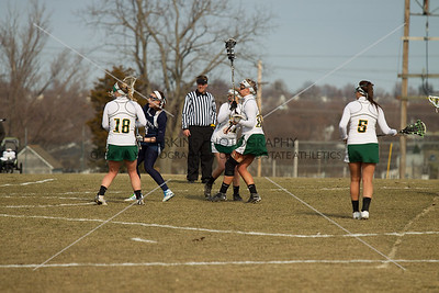 Women's Lax vs Geneseo 4-17-15