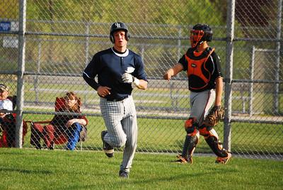O E  Varsity Baseball Vs Minooka 030